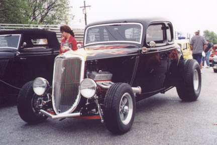Dave's 34 Coupe