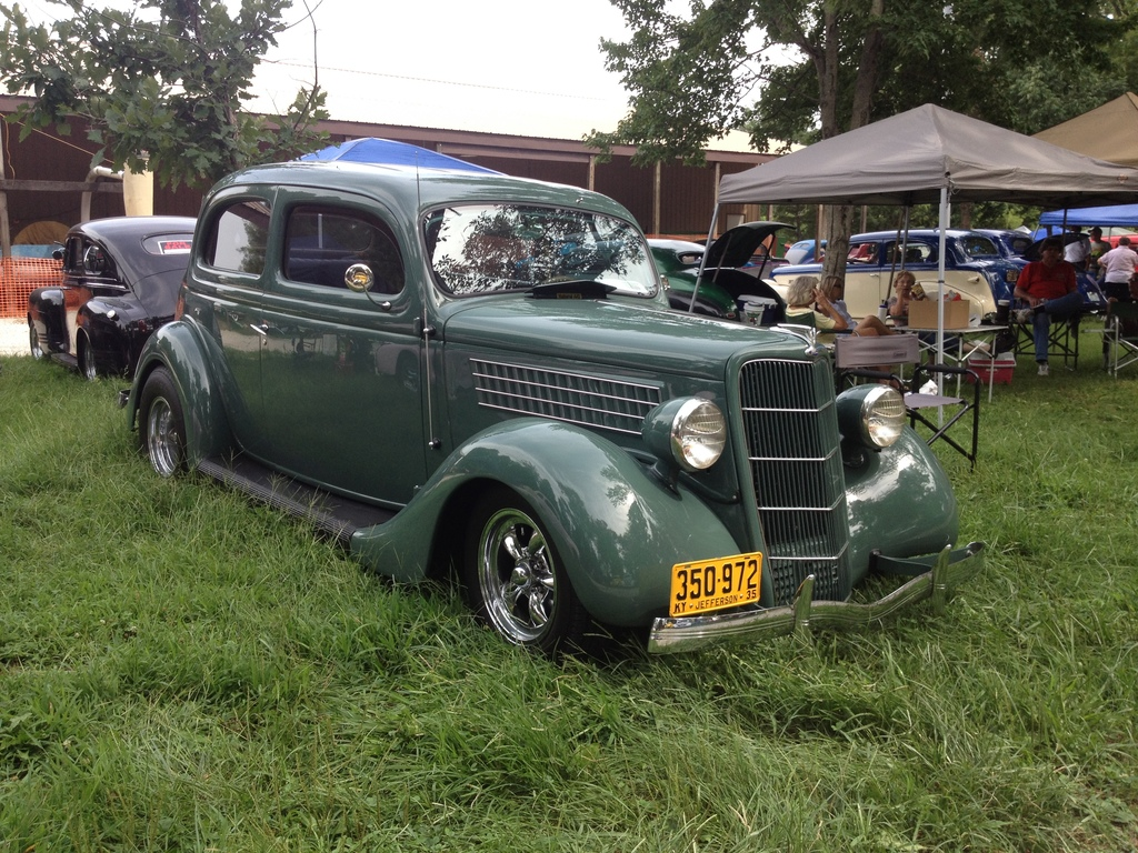 This 35 sedan was just way too cool.