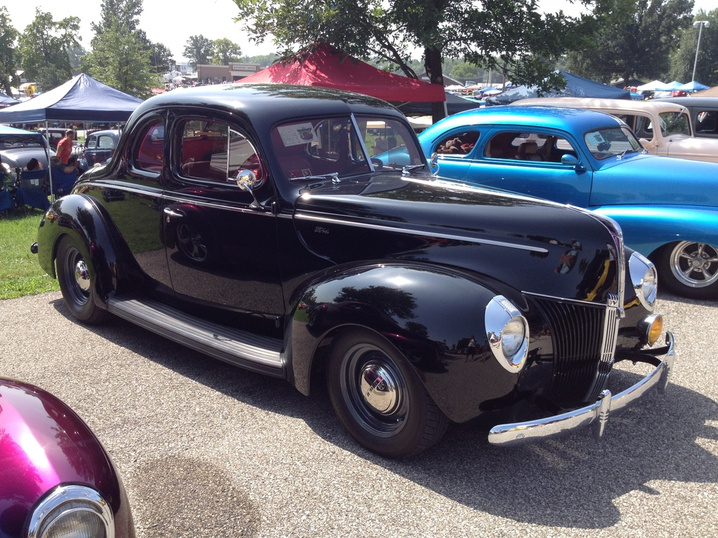 A way cool 40 standard coupe.