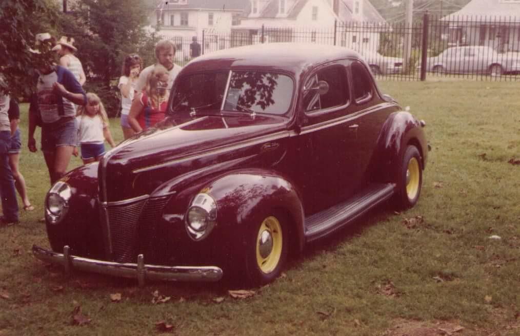 Gary Opitz '40 coupe